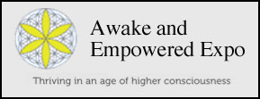 Poster for the Awake and Empowered Expo in 2016