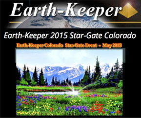 Poster for the Earth-Keeper 2015 Conference in Denver
