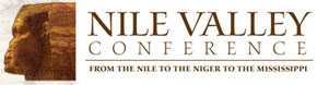 Poster for Nile Valley conference in 2011
