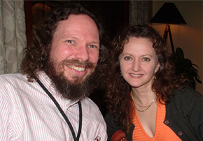 Image of Robert Schoch and Katie Ulissey