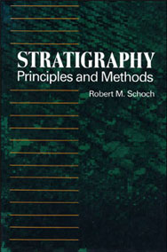 Front cover of Stratigraphy: Principles and Methods